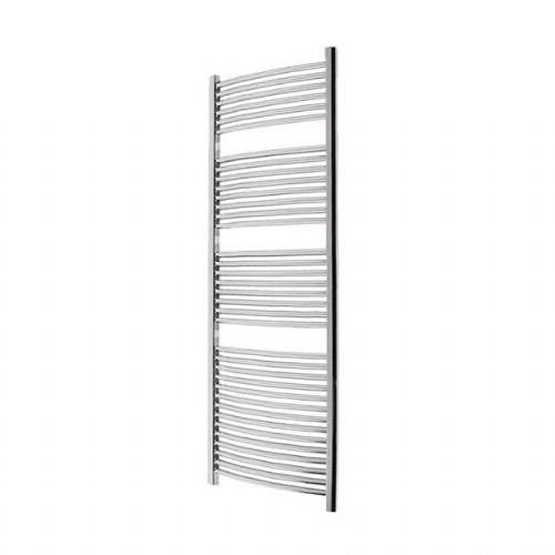 Abacus Elegance Radius Curved Towel Rail - 1700mm x 480mm - Chrome